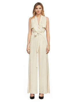 Beckett Trench Jumpsuit by Bcbgmaxazria