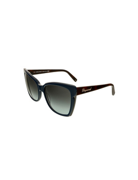 Dq0098/S 96w Navy Blue Square by Dsquared