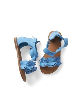 Ruffle Sandals by Gap