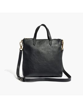 The Zip Top Transport Crossbody by Madewell