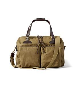 48 Hour Tin Cloth Duffle Bag by Filson