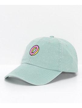 Odd Future Logo Chalky Mint Strapback Hat by Odd Future