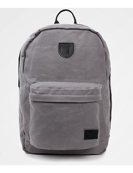 Brixton Basin Basic Grey 25 L Backpack by Brixton