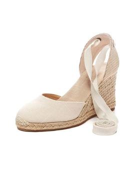 Teahoo Women Ankle Strap Espadrilles Wedge Sandals 2017 Summer Canvas Platform Wedges Fashion Lace Up Women Platform Sandals by Shop3106004 Store