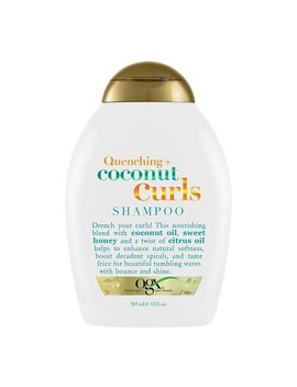 Ogx® Quenching+ Coconut Curls Shampoo   13oz by Ogx