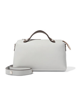 By The Way Small Color Block Leather Shoulder Bag by Fendi