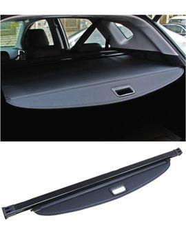 For 2016 2018 Hyundai Tucson 4 Doors Retractable Rear Trunk Black Cargo Cover by Ebay Seller