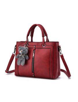 New Fashion Women Handbag Shoulder Bag Messenger Large Tote Leather Ladies Purse by Fashion Handbag