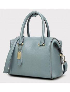 New Fashion Women Handbag Shoulder Bag Messenger Large Tote Artificial Leather by Fashion Handbag