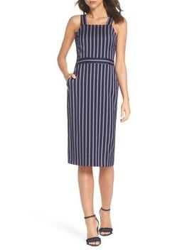 Stripe Sundress by First Monday