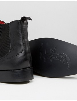 Base London Cheshire Leather Chelsea Boots by Base London