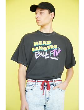 Mtv Head Bangers Ball Graphic Tee by Forever 21