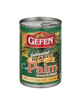 Gefen Cultivated Hearts Of Palm, 14.1 Oz by Gefen