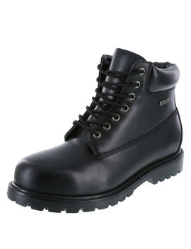 Men's Slip Resistant  Buster Steel Toe Boots by Learn About The Brandsafe Tstep