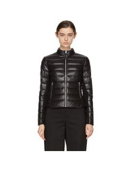 Black Down Cindee Jacket by Mackage