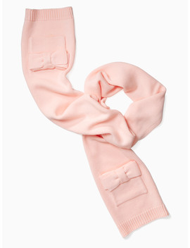 Bow Scarf by Kate Spade