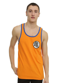 Dragon Ball Z Kame Symbol Tank Top by Hot Topic