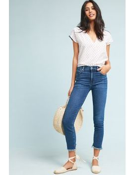 Citizens Of Humanity Rocket High Rise Sculpt Cropped Skinny Jeans by Citizens Of Humanity