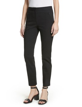 Vanner Slim Leg Ankle Pants by Tory Burch