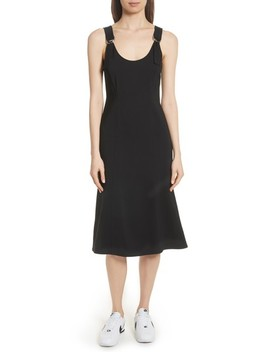 Sander Buckle Strap Midi Dress by A.L.C.