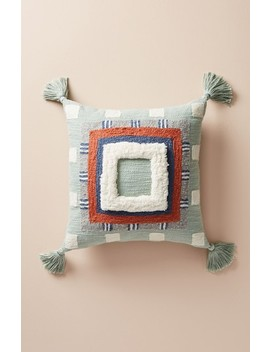 Rayas Accent Pillow by Anthropologie