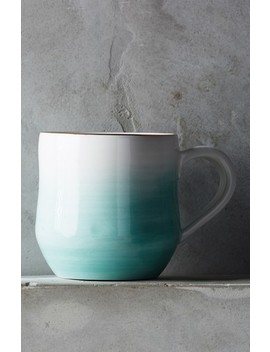 Mimira Stoneware Mug by Anthropologie