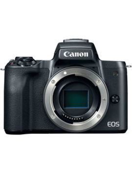 Eos M50 Mirrorless Digital Camera (Body Only, Black) by Canon