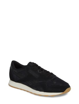 Classic Leather Nylon Sg Sneaker by Reebok
