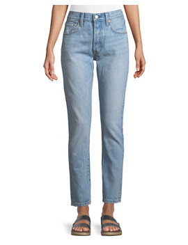 501 Lovefool High Rise Skinny Leg Jeans by Levi's Premium