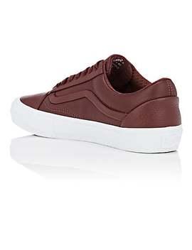 Old Skool St Lx Leather Sneakers by Vans