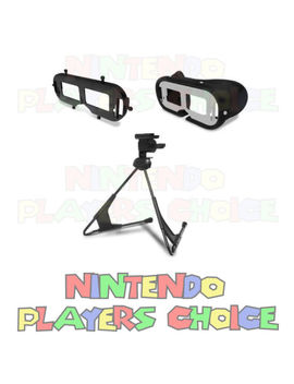 Complete Set Up Kit For The Nintendo Virtual Boy   Stand, Eye Shade And Bracket by Repairbox
