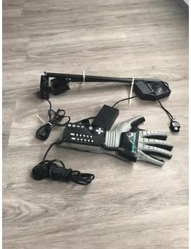 Nintendo Power Glove Complete With Sensors Nes Nice Condition! Vintage Mattel by Nintendo