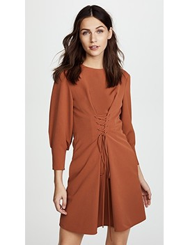 Short Corset Dress by Tibi