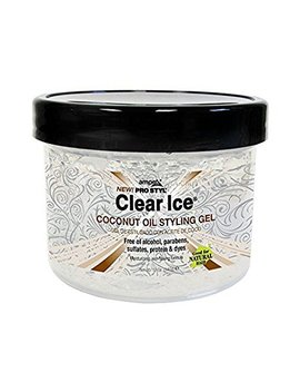Ampro Clear Ice Coconut Styling Gel by Am Pro