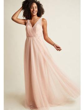 Jenny Yoo Elegant Environment Maxi Dress In 4 Jenny Yoo Elegant Environment Maxi Dress In 4 by Jenny Yoo