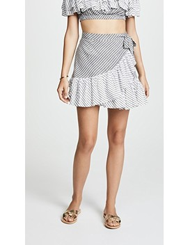 Ziggy Frill Mini Skirt by Suboo