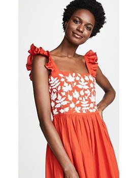 Kuna Embroidered Dress by Carolina K