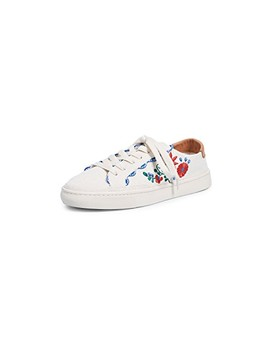 Ibiza Embroidered Sneakers by Soludos