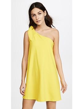 Kenna One Shoulder Dress by Susana Monaco
