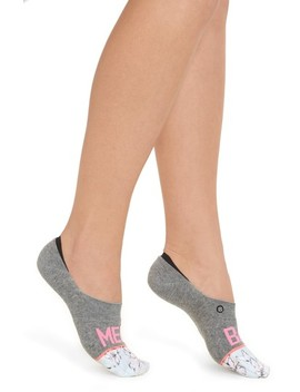 Mega Babe No Show Socks by Stance
