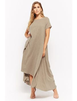 High Low Maxi Dress by Forever 21