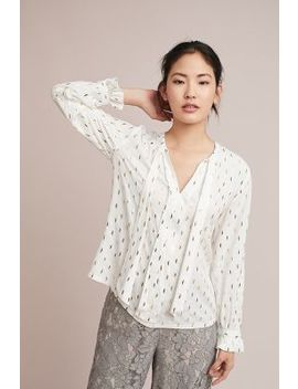 Gallerist Blouse by Anthropologie