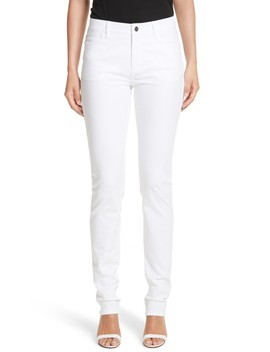Thompson Straight Leg Jeans by Lafayette 148 New York