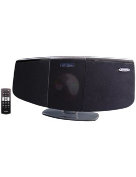 Jensen Jbs 350 Bluetooth Wall Mountable Music System With Cd Player by Jensen
