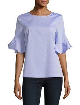 Рубашка с флисовой рубашкой by Calvin Klein