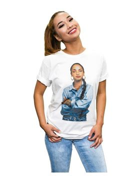 Sade T Shirt In White by Ebay Seller