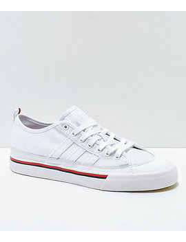 Adidas Matchcourt Rx3 Na Kel White Shoes by Adidas