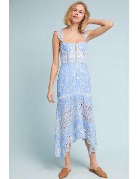Ivy Corseted Dress by Karina Grimaldi