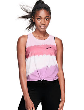 Knotted Muscle Tank by Victoria's Secret