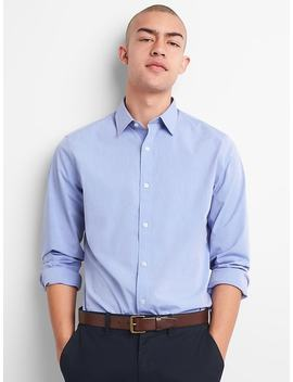 Zero Wrinkle Shirt by Gap
